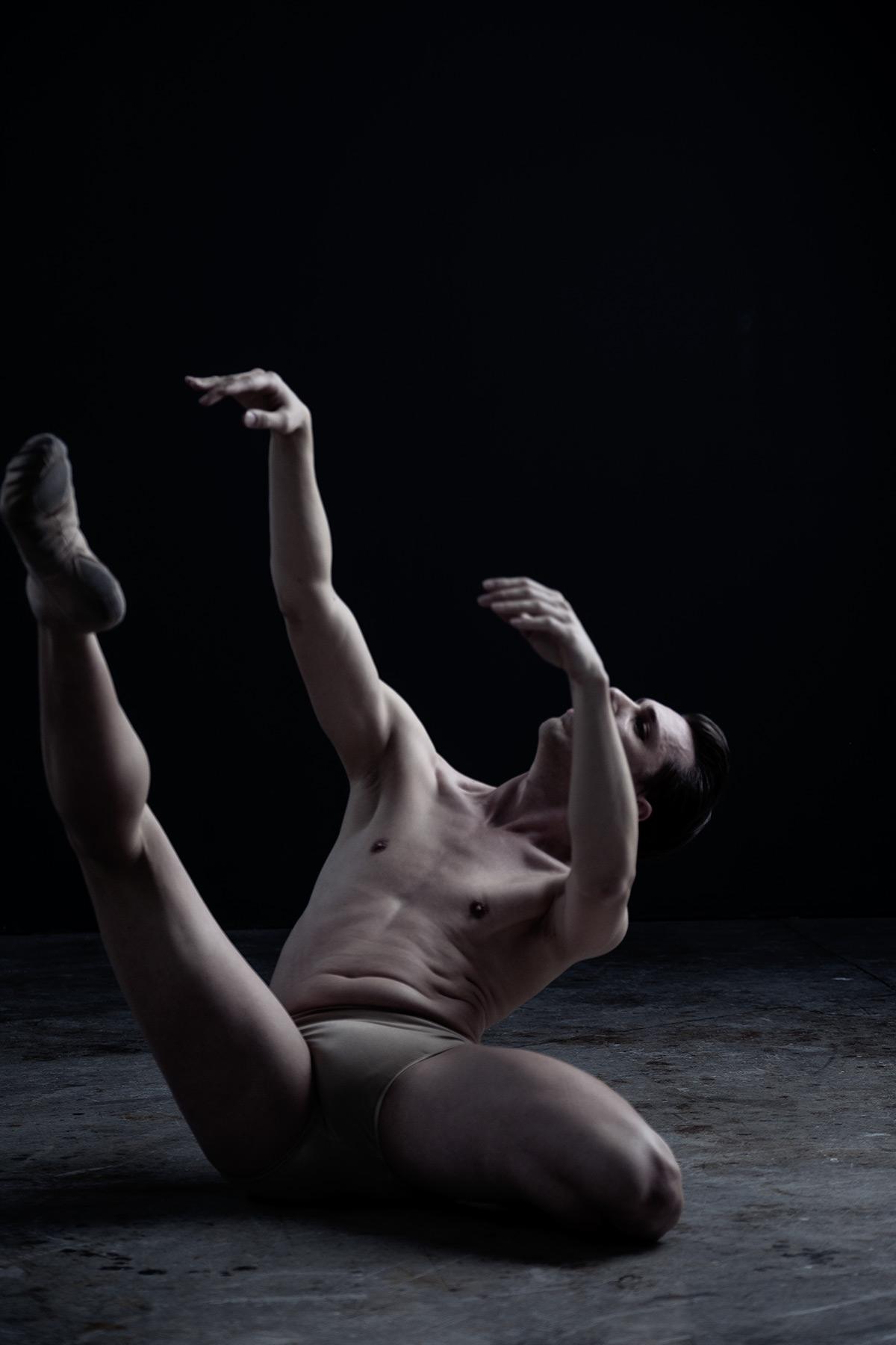 Shaughn Pegararo. National Dance Theatre of Australia. 2018