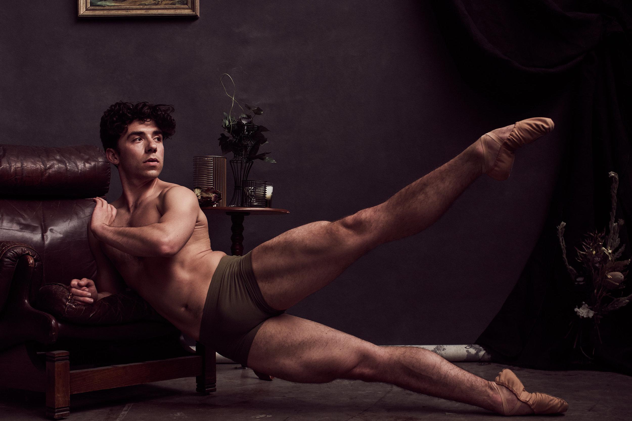 François-Eloi Lavignac. The Australian Ballet. 2018.