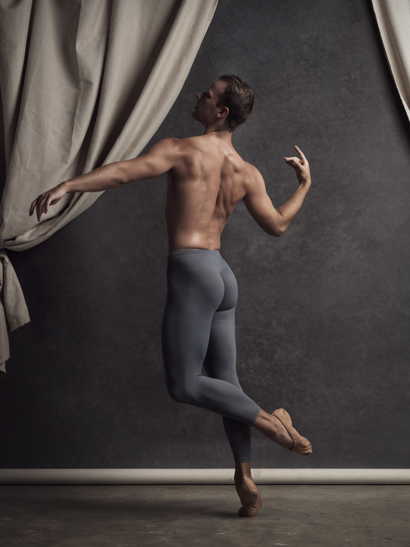 Edward Smith. The Australian Ballet. 2019