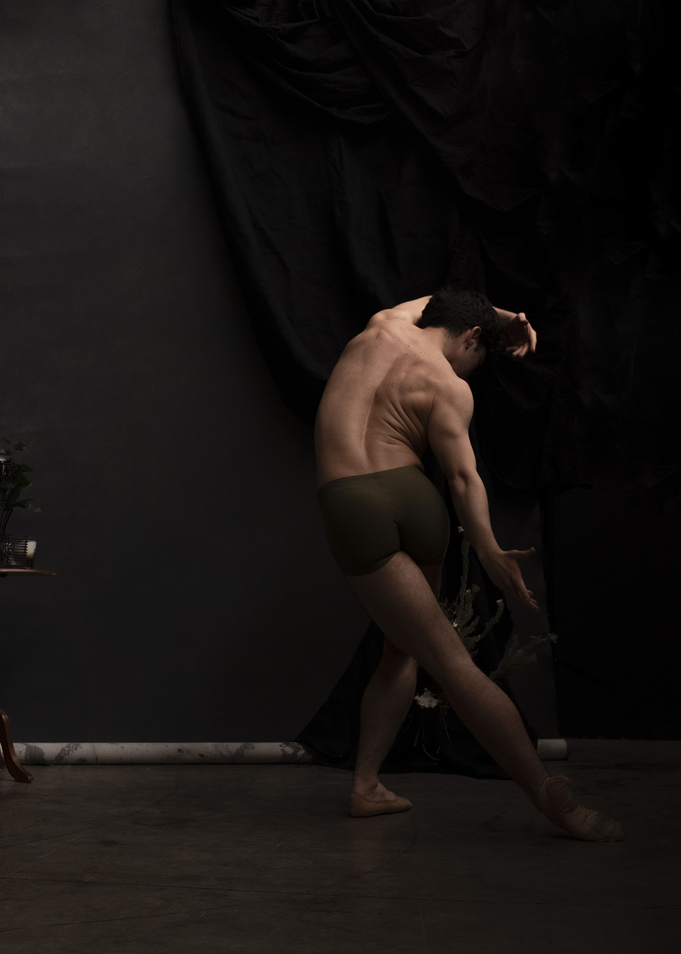 François-Eloi Lavignac. The Australian Ballet. 2018