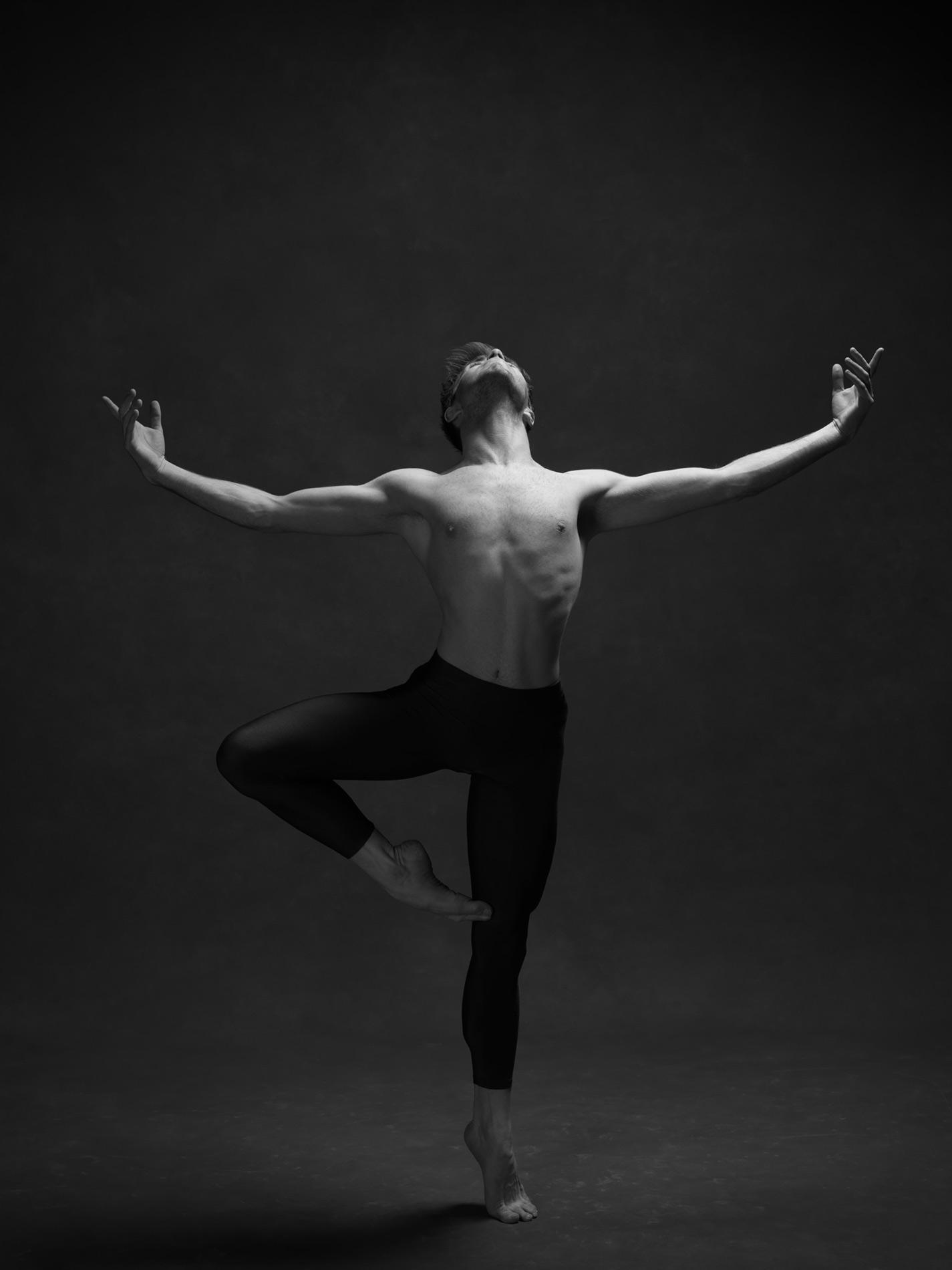 Xavier Pellin. Louisville Ballet. 2018