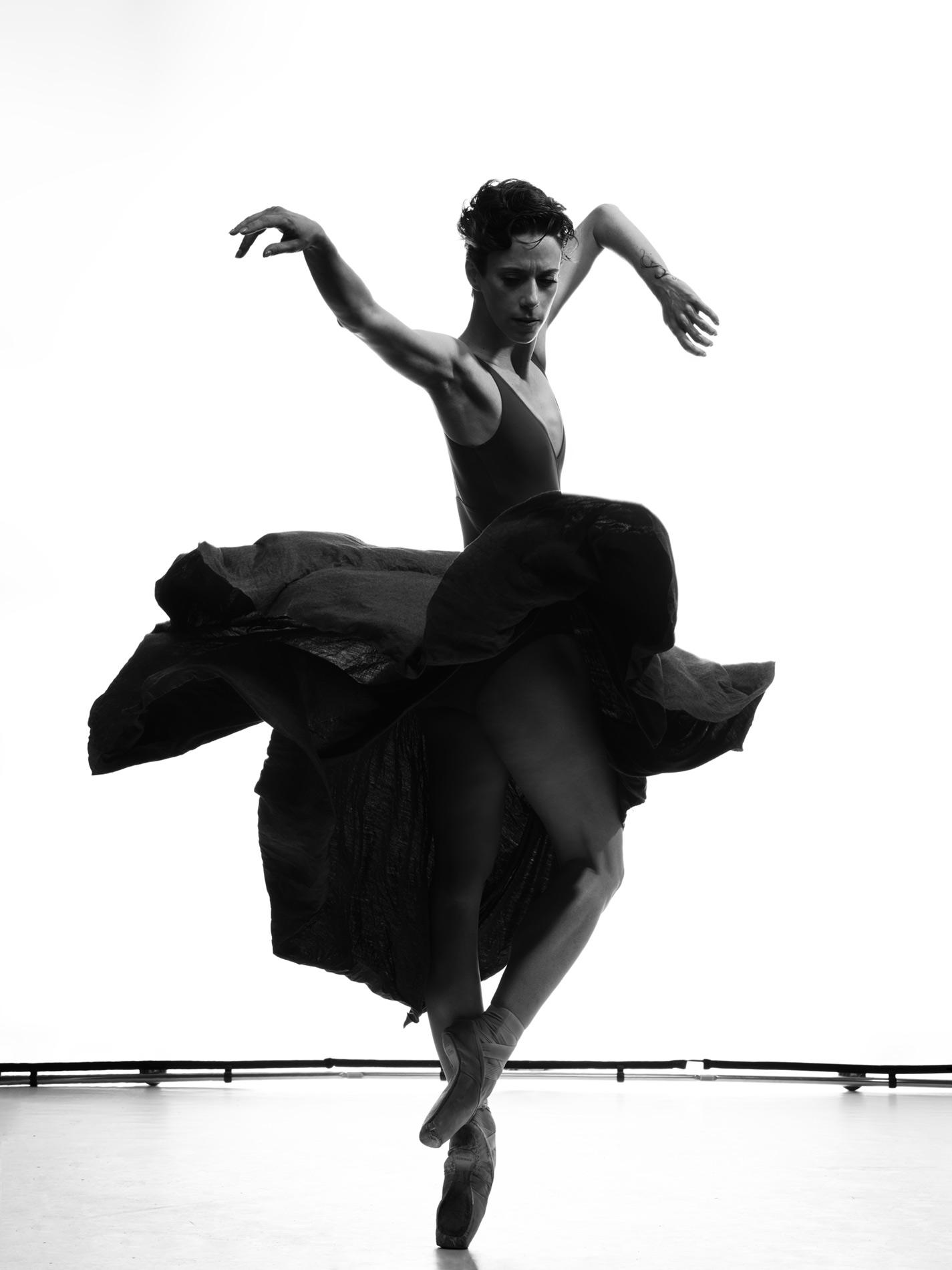Anjara Ballesteros. Les Ballets de Montecarlo. 2019