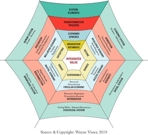 The Integrated Value Web, Wayne Visser (2019)
