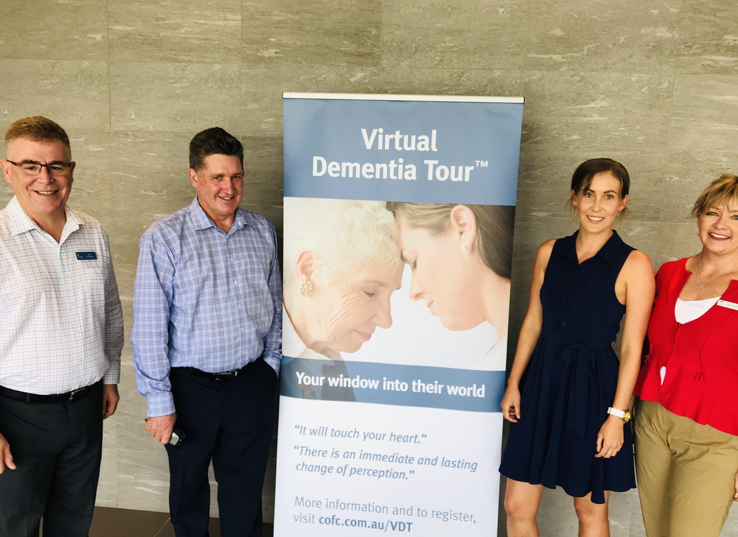 Virtual Dementia Tour