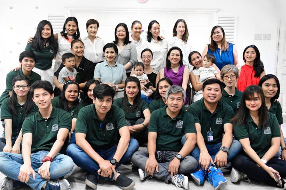 Mommy Bloggers, Influencers, with Sen. Rissa Hontiveros