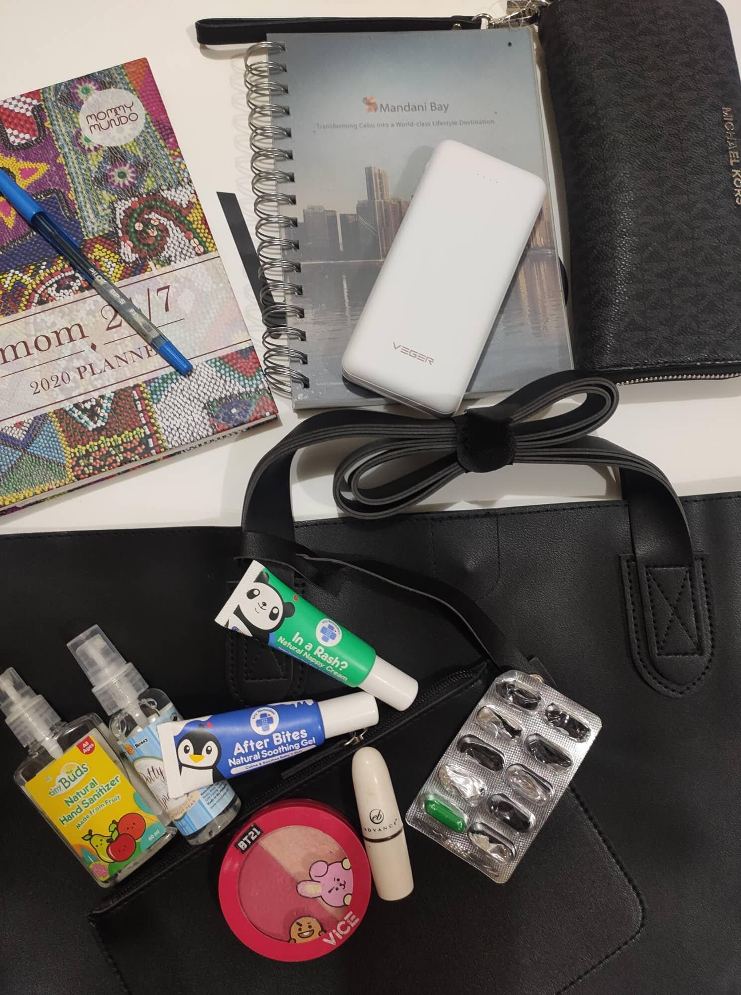 Always in my bag
