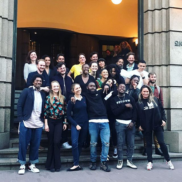 What a night! Yesterday it was showcase time for our first mentor programme with @sohohouseamsterdam and we're still psyched about all the things the matches achieved!   Wonderful to see how new connections are made and all the excitement it brings to the future!   ⚡️⚡️⚡️⚡️⚡️  In the next following days we will highlight some of the projects they shared and you definitely should check it out! 🔥 #mentoring #talent