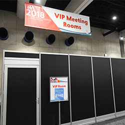 VIP Meeting Rooms  $6,000