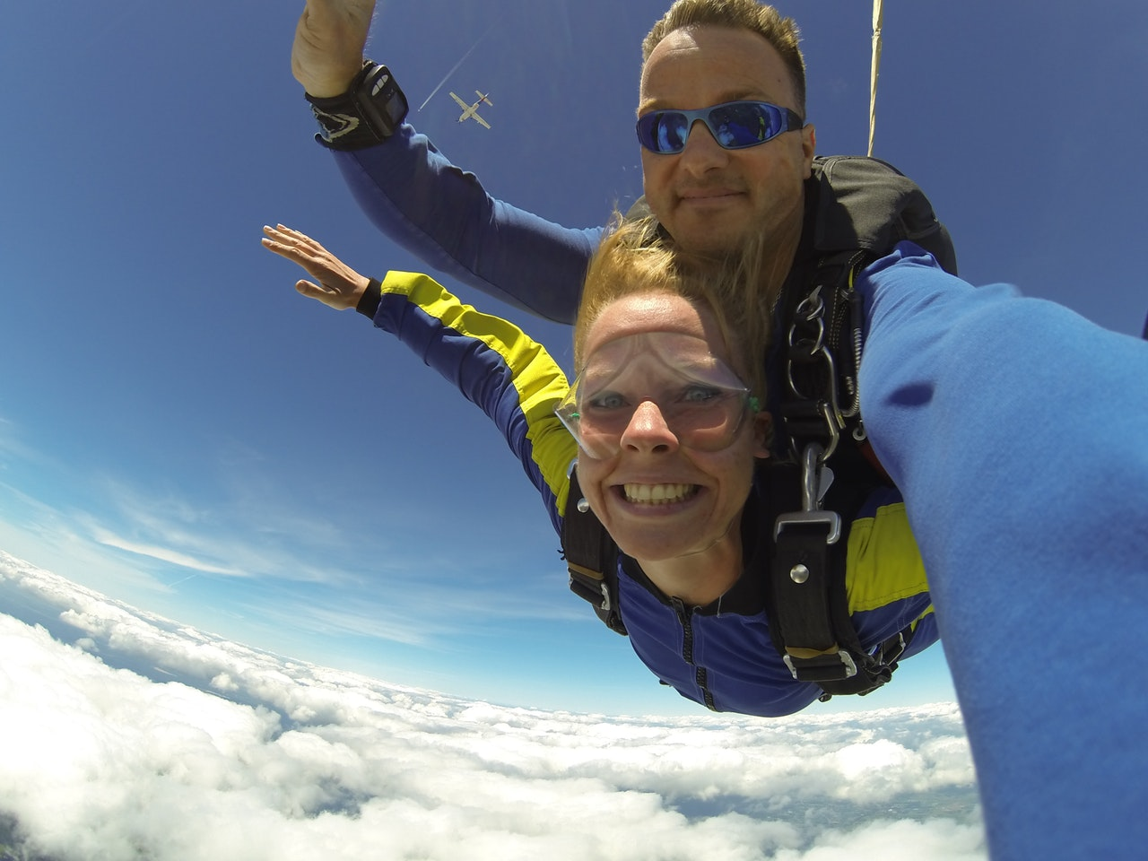 How do you feel about risk? What is your response to it? -