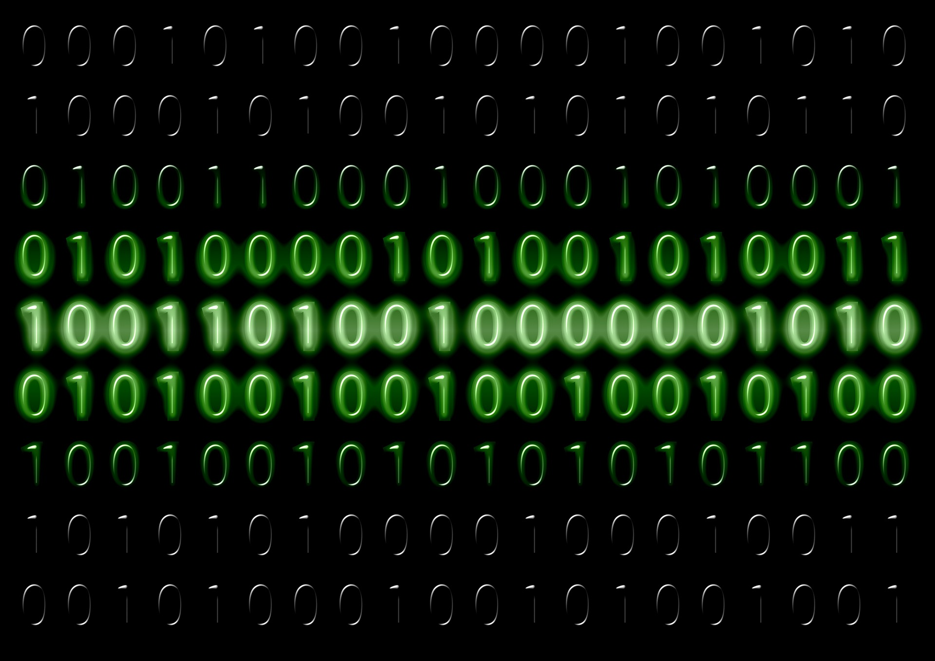 There are 10 types of people, those who understand binary and those who don't. -