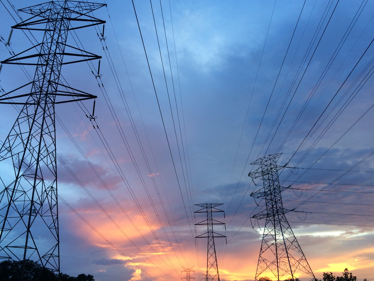 What is the happiest memory you have of when the power went out? -