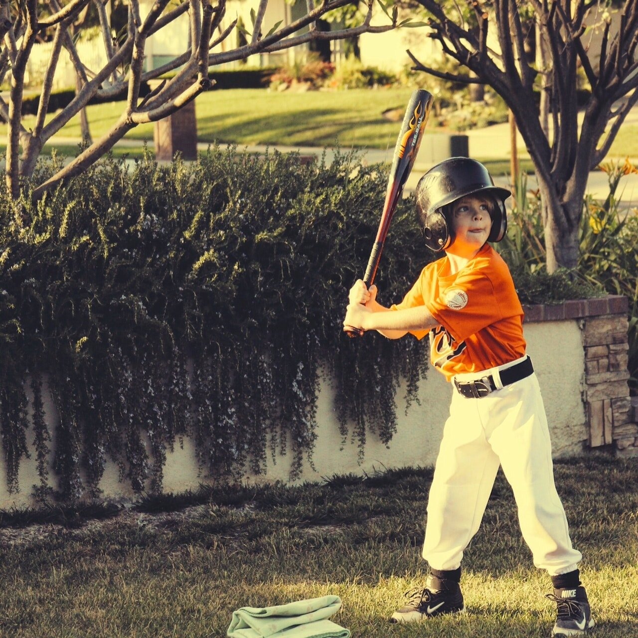 What is your favorite baseball memory? -