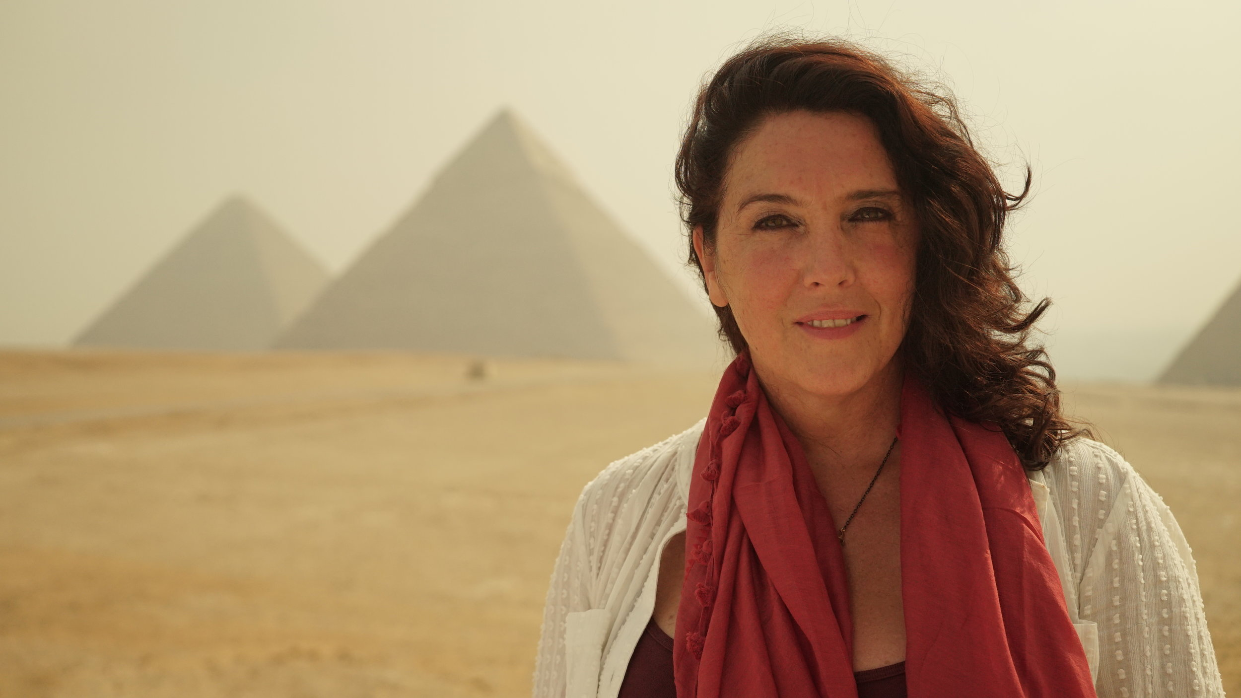 The Nile: Egypt's Great River with Bettany Hughes - Channel 5