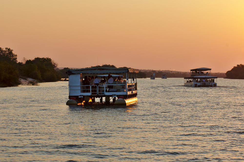 zambezi river cruises - top river cruises