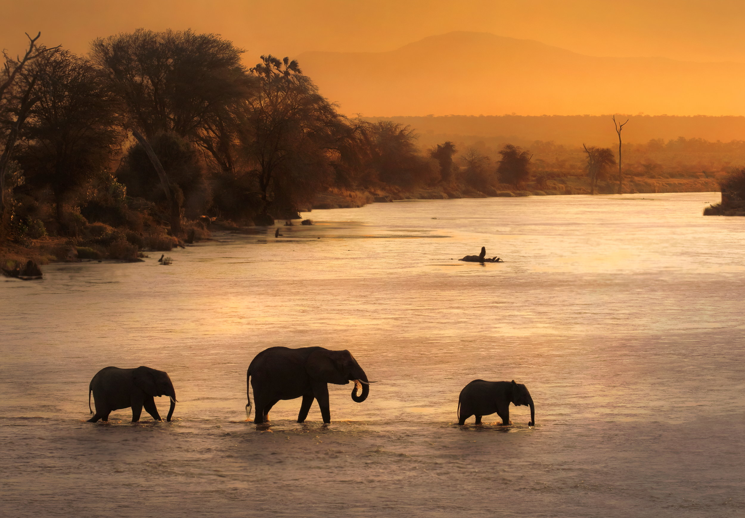 our best itineraries - zambia