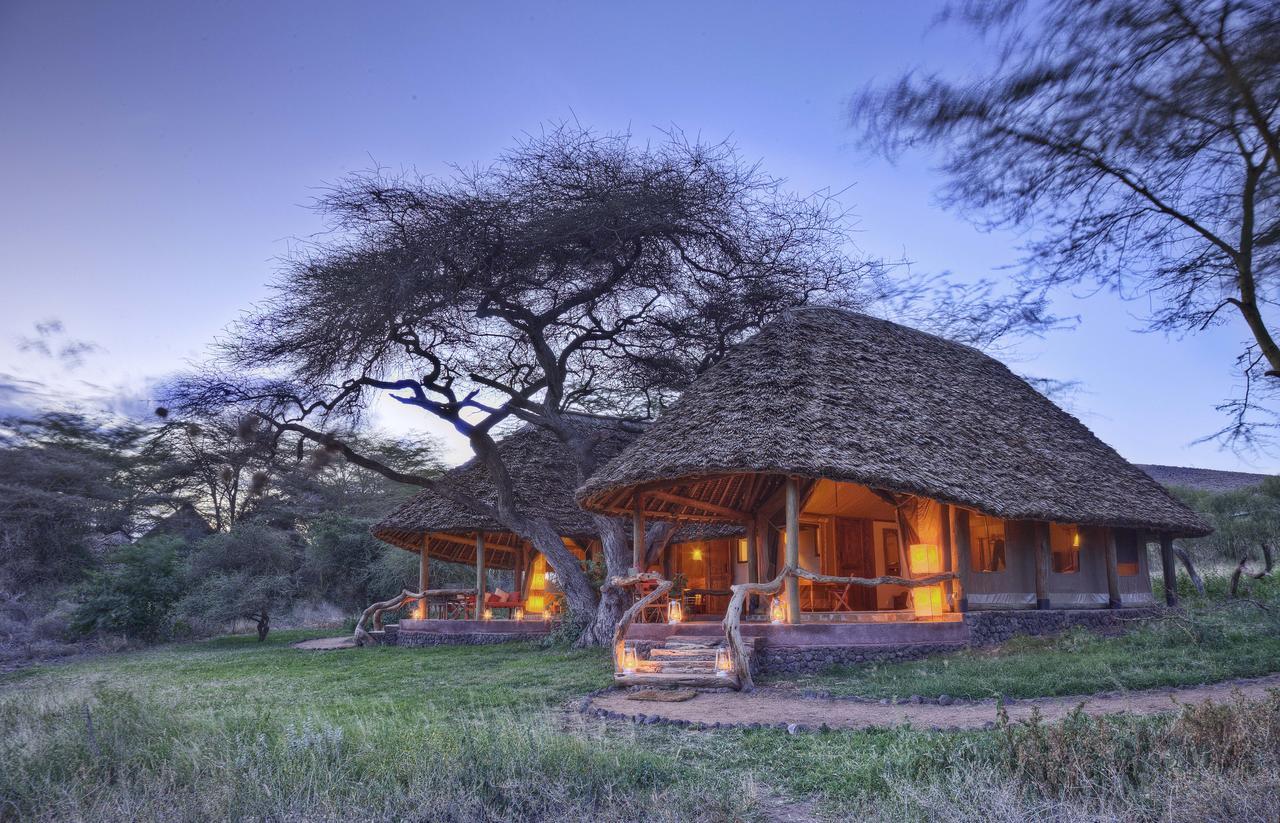elewana lodges & camps - tortilis camp - amboseli Kenya