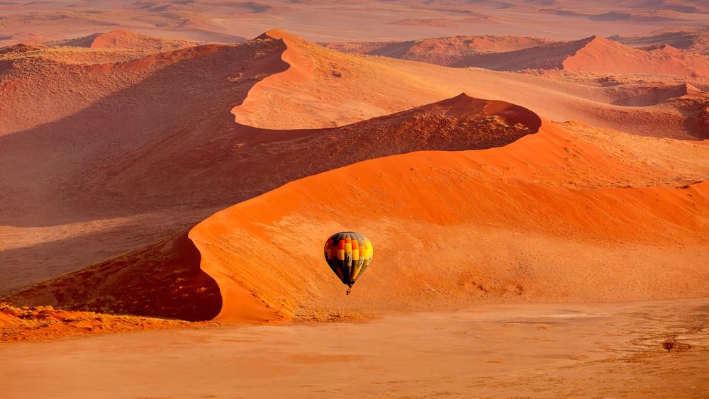 heritage explorist portfolio - namibia