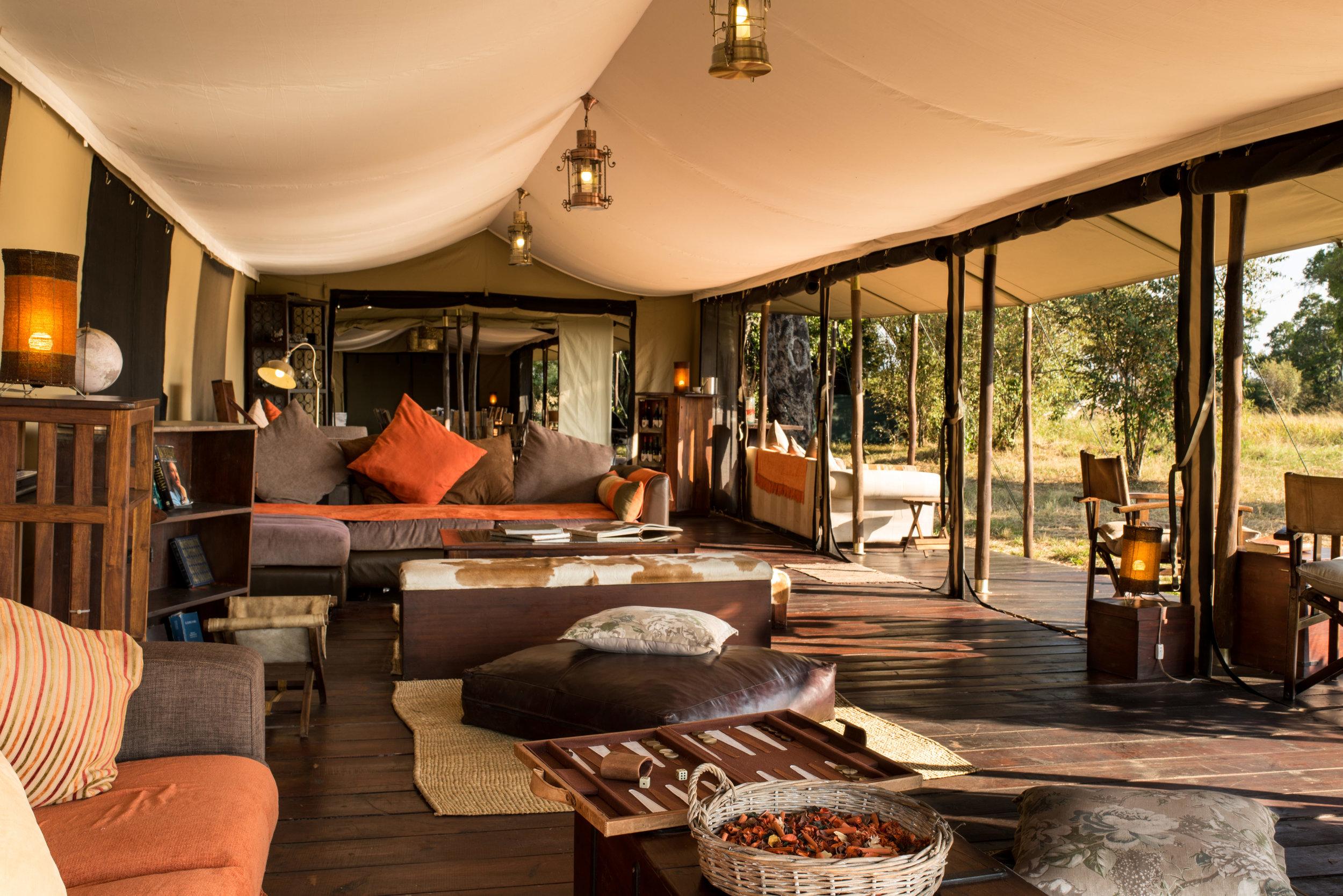 lemala - mobile tent camp - ndutu lodge