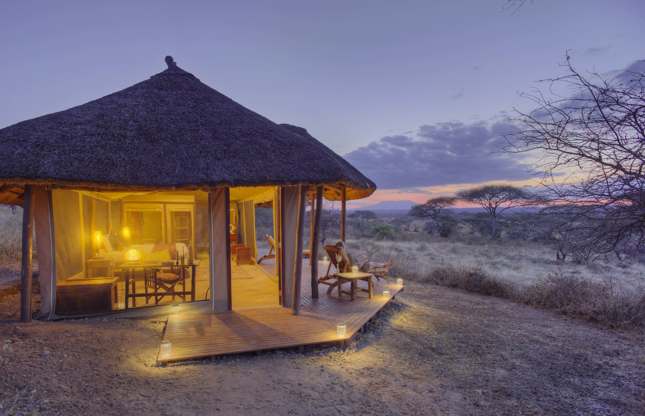 the great migration - kenya & tanzania - top rated lodges