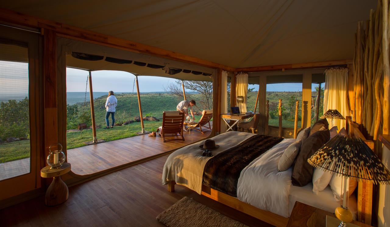 elewana camps & lodges - loisaba tent camp