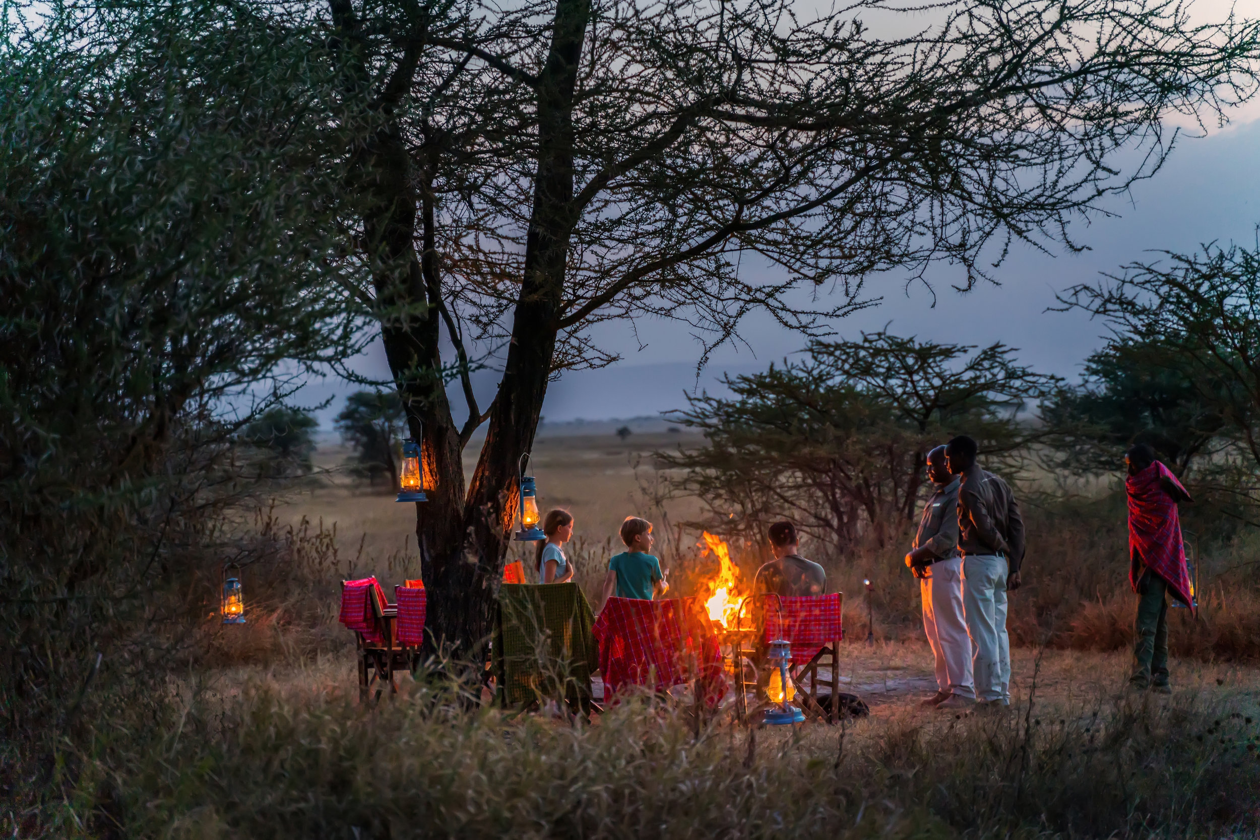 serengeti safaris - best family safaris