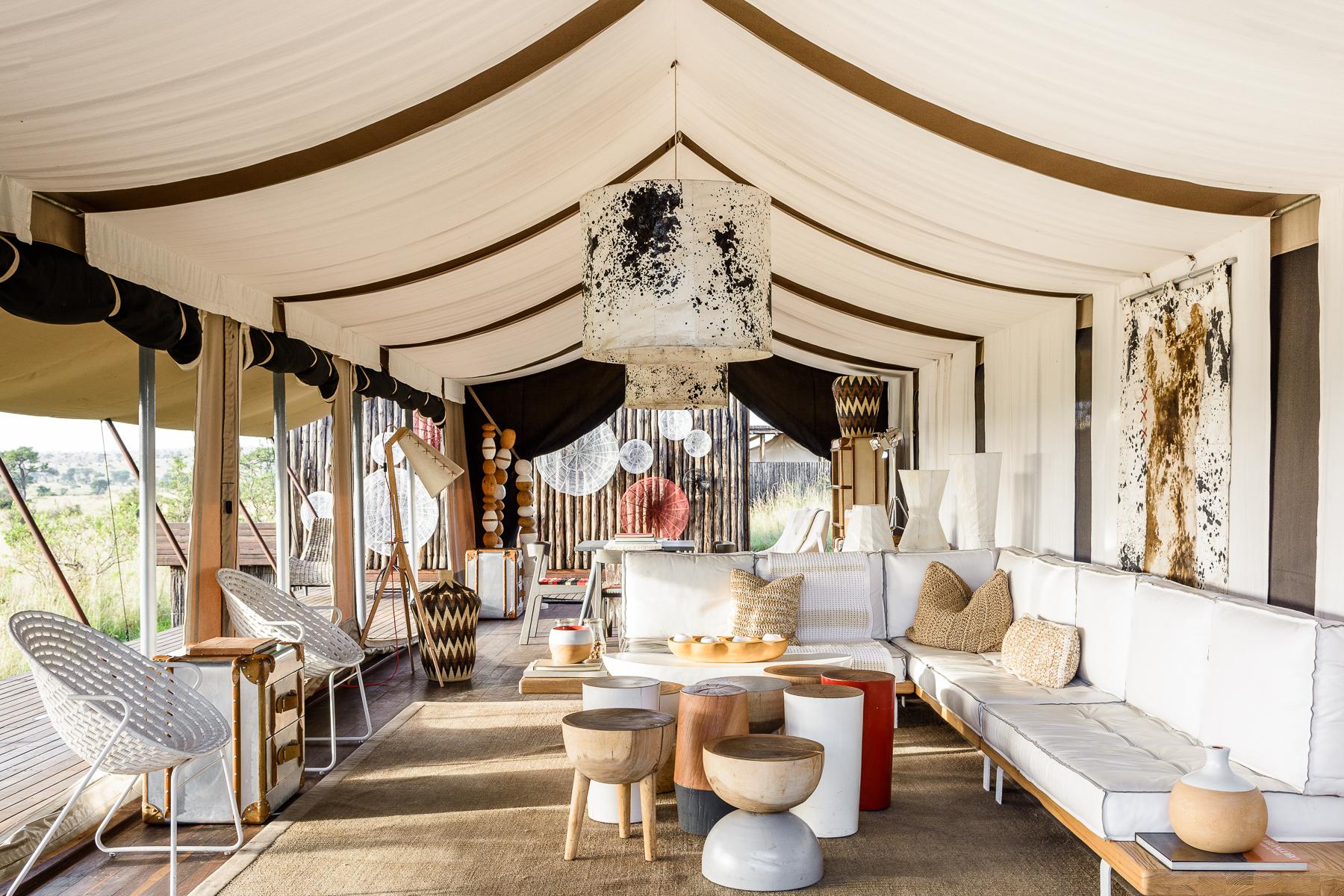 singita portfolio - grumeti reserves - mara river tented camp