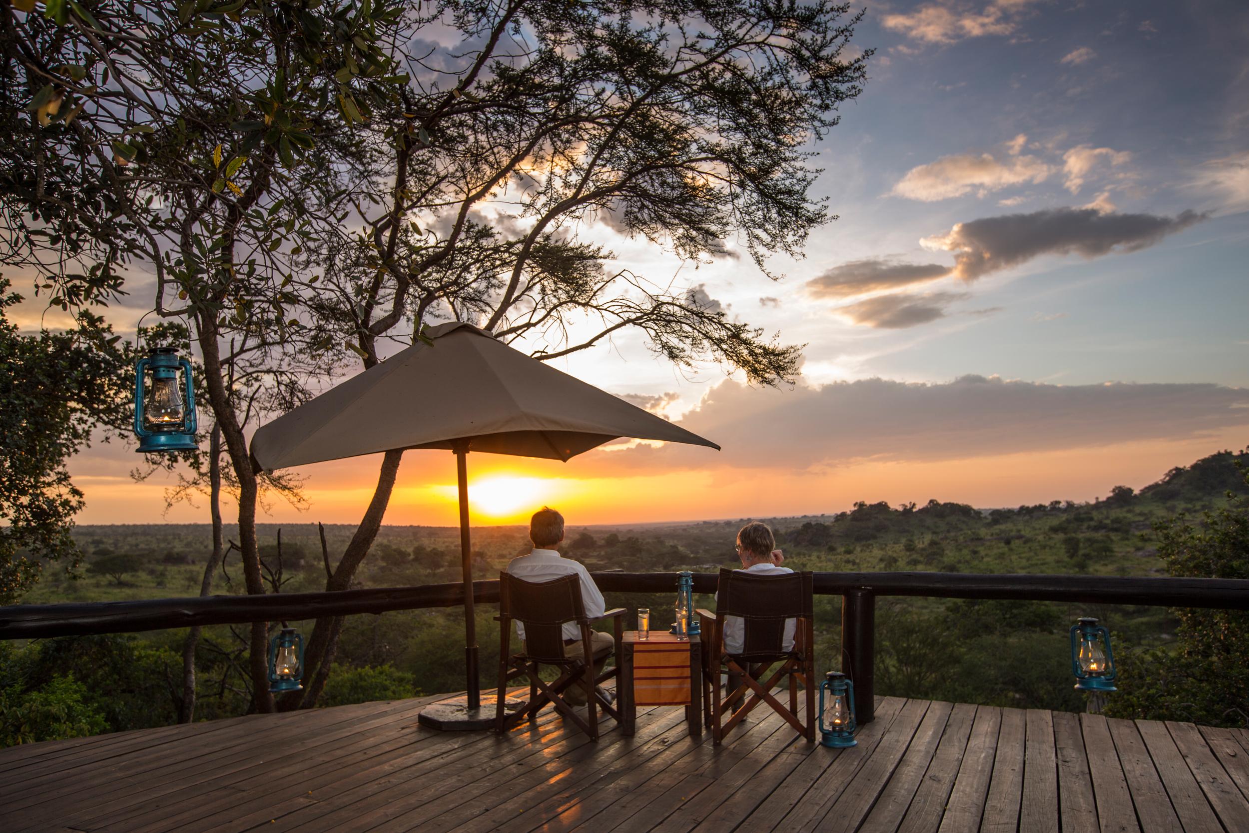 elewana portfolio - serengeti migration camp