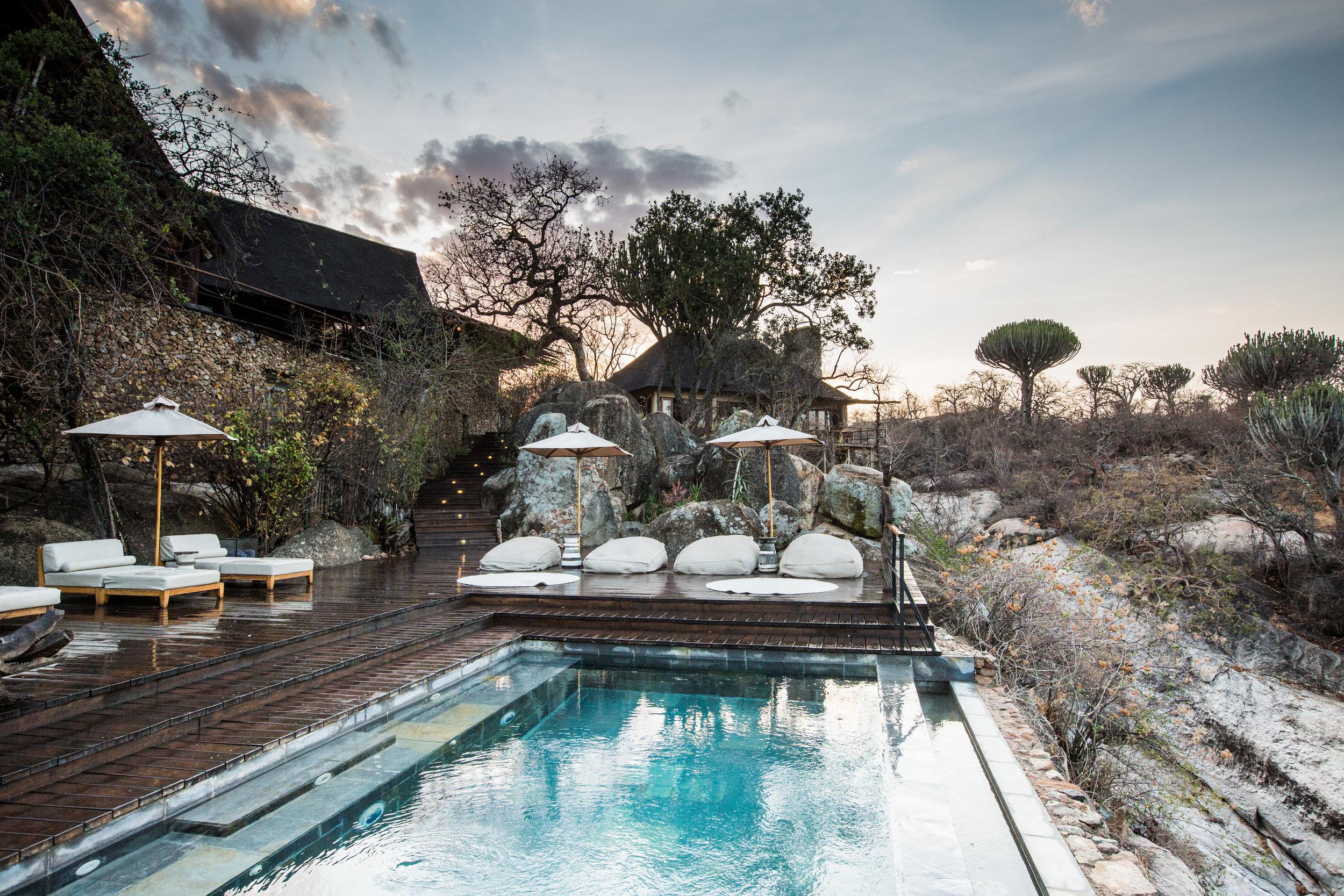 legendary expeditions - mwiba lodge