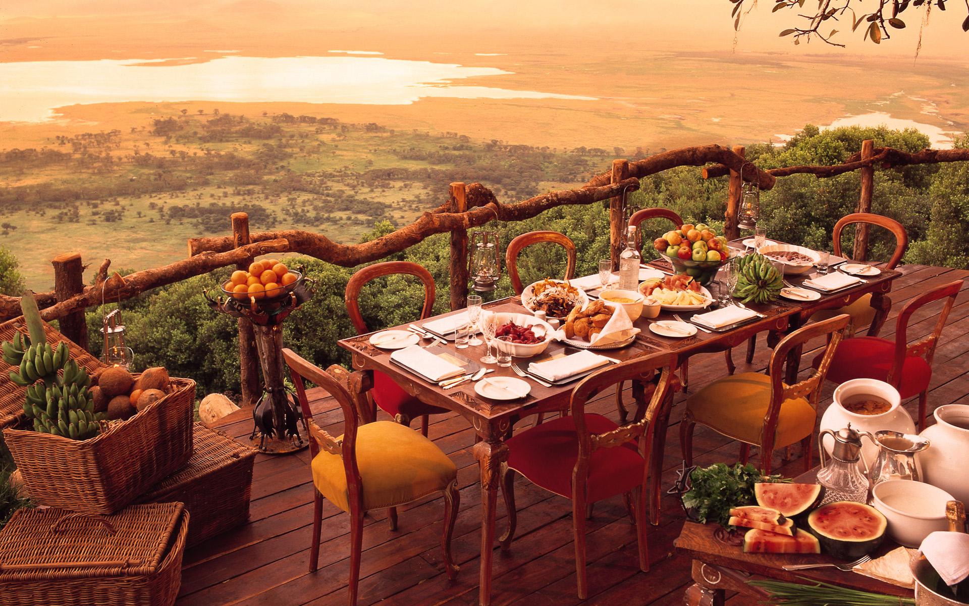 & Beyond's Crater Lodge - Ngorongoro Tanzania