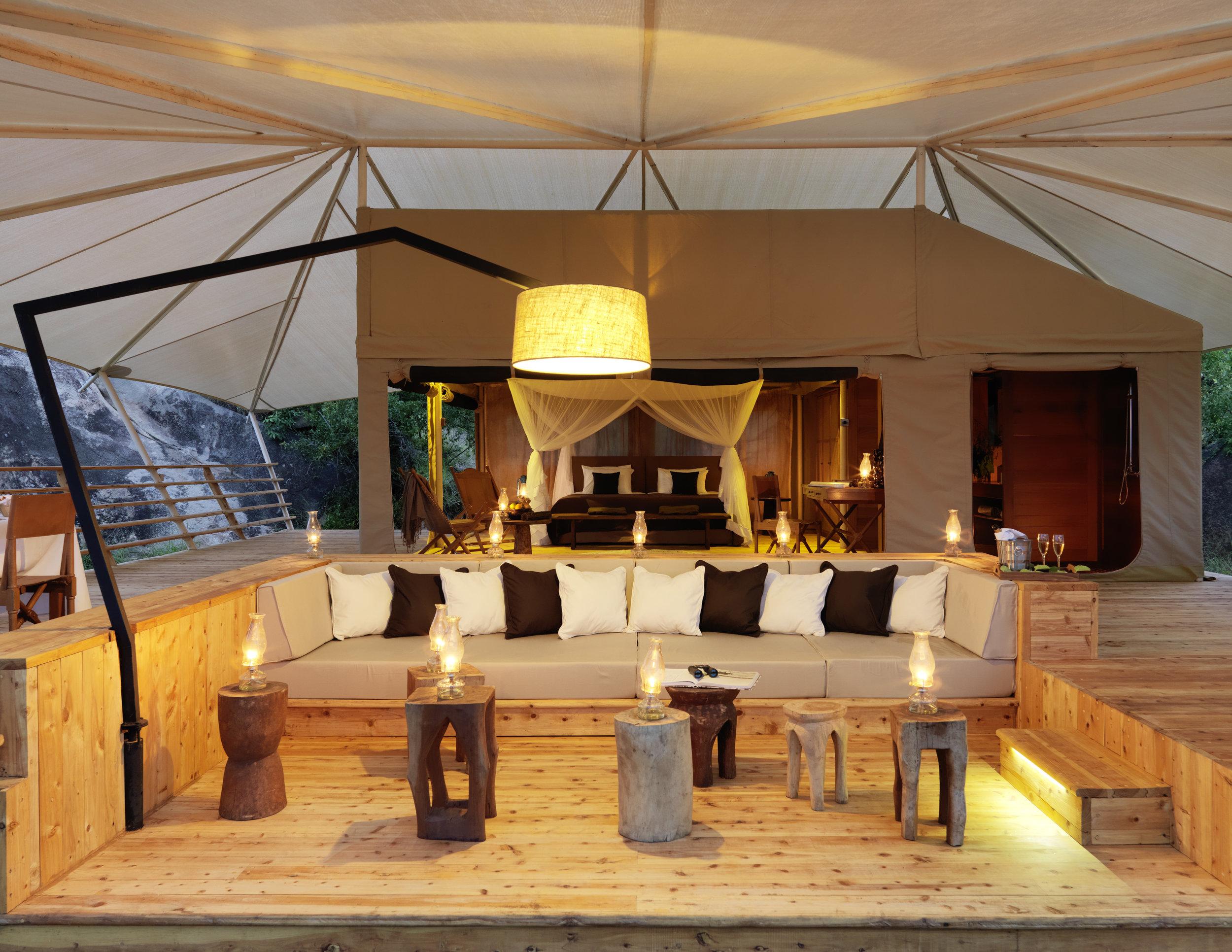 Serengeti Bush Top Camps