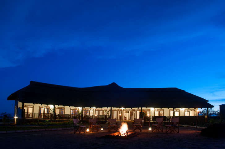 Ngorongoro Farmhouse Valley lodge