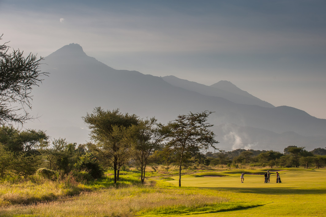 Golfing In The Shadow Of Kilimanjaro - Rivertrees Country Inn