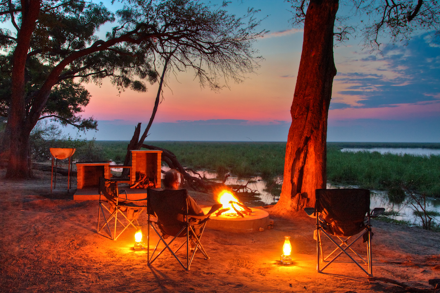botswana luxury safari