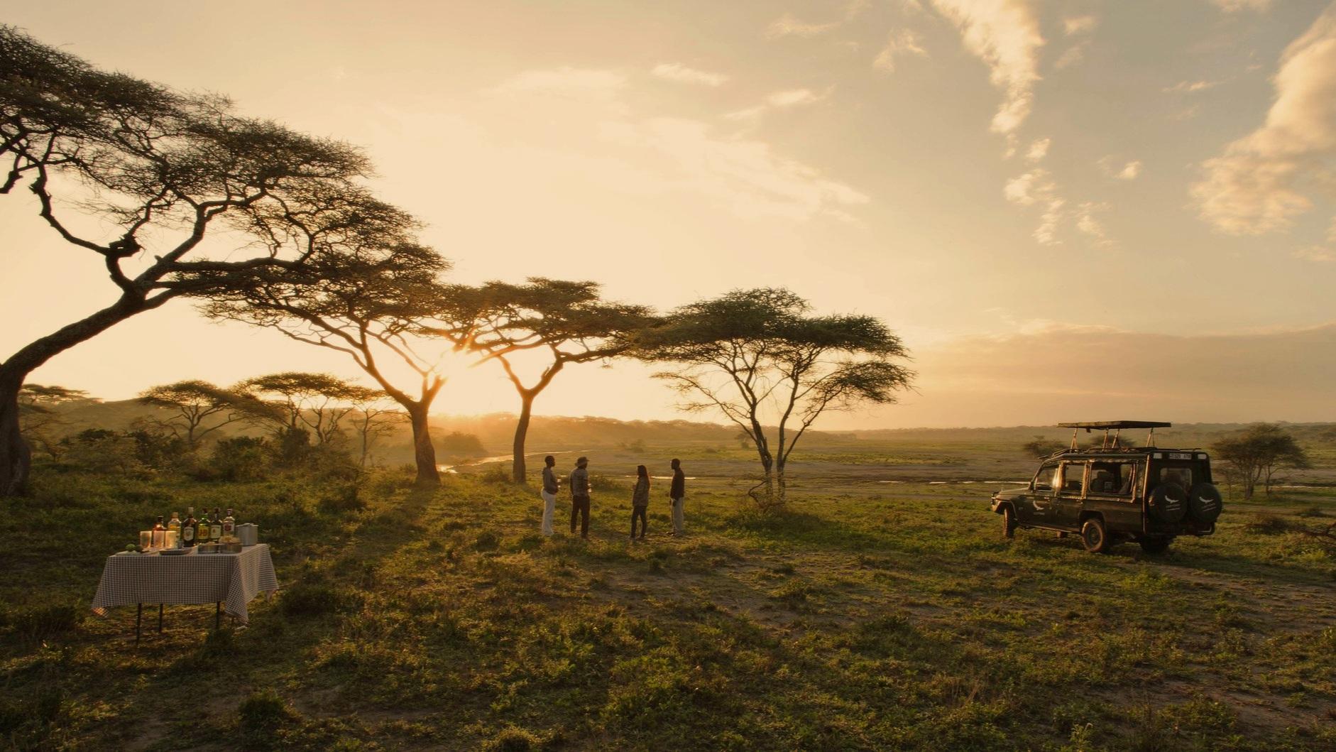 serengeti safaris - best mobile camp safaris
