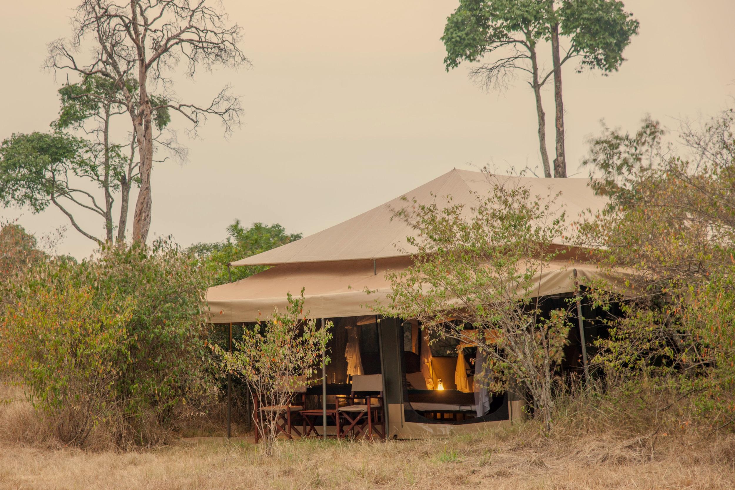 elewana portfolio - acacia migration camp