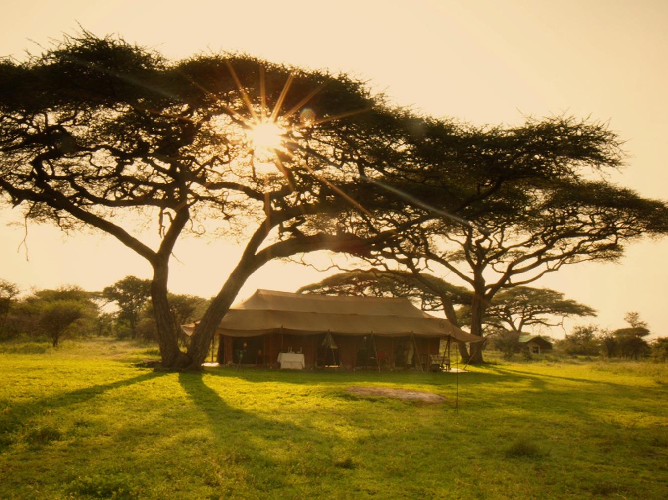 top serengeti mobile tent camps - serian's serengeti mobile kusini