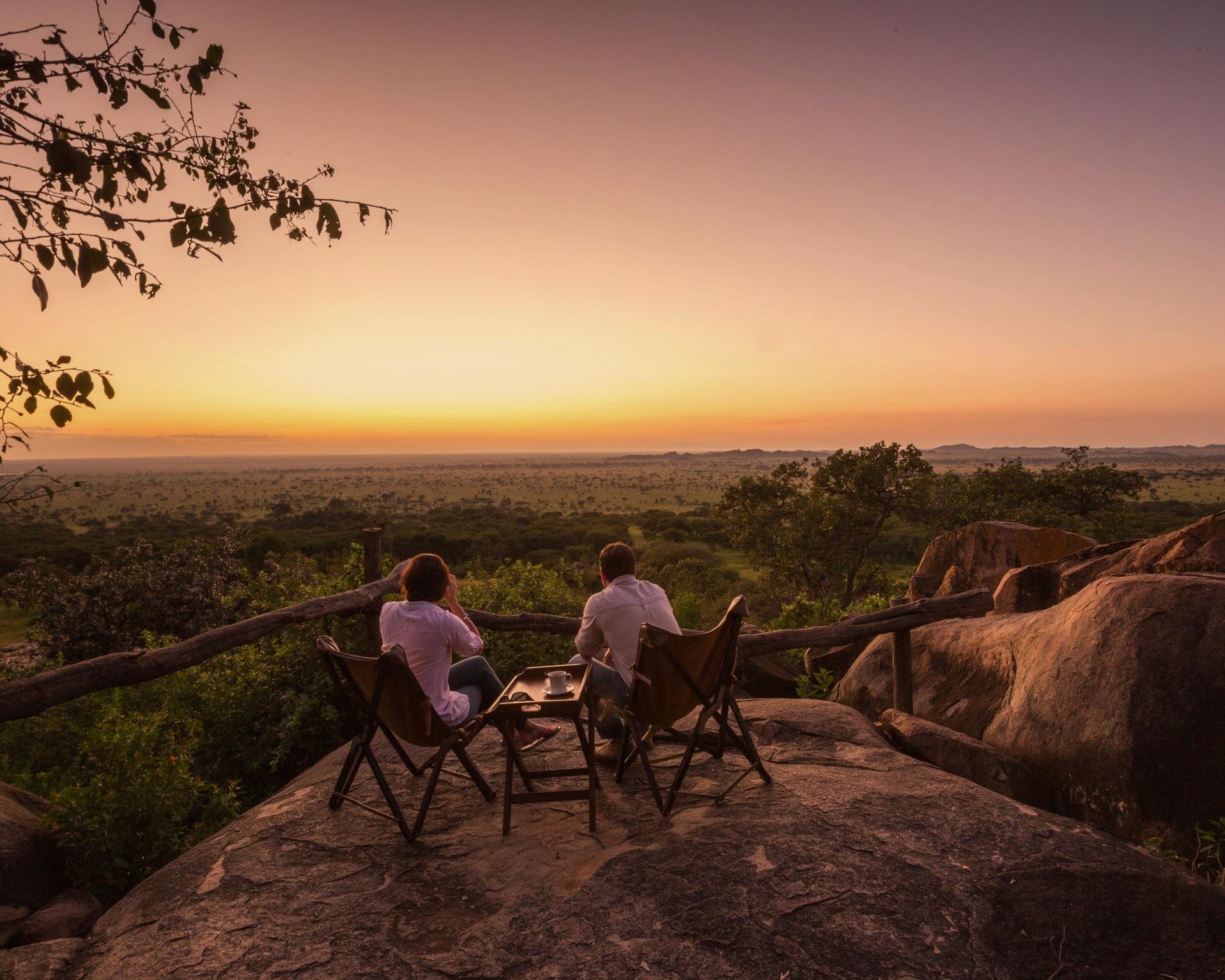 elewana portfolio - serengeti pioneer camp