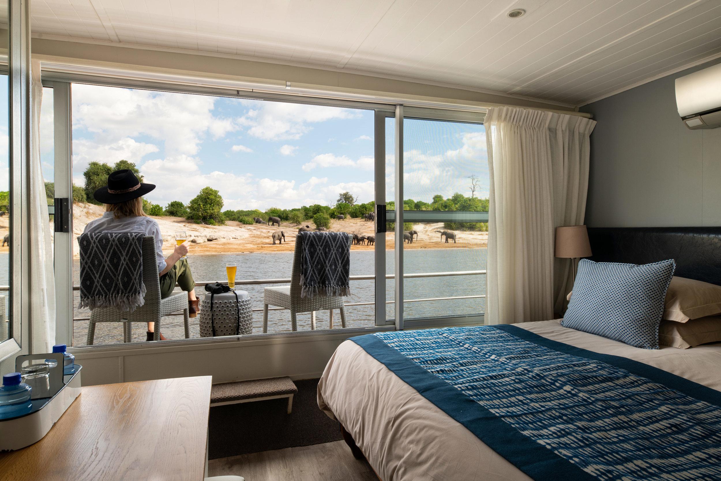 zambezi queen cruise - chobe princesses