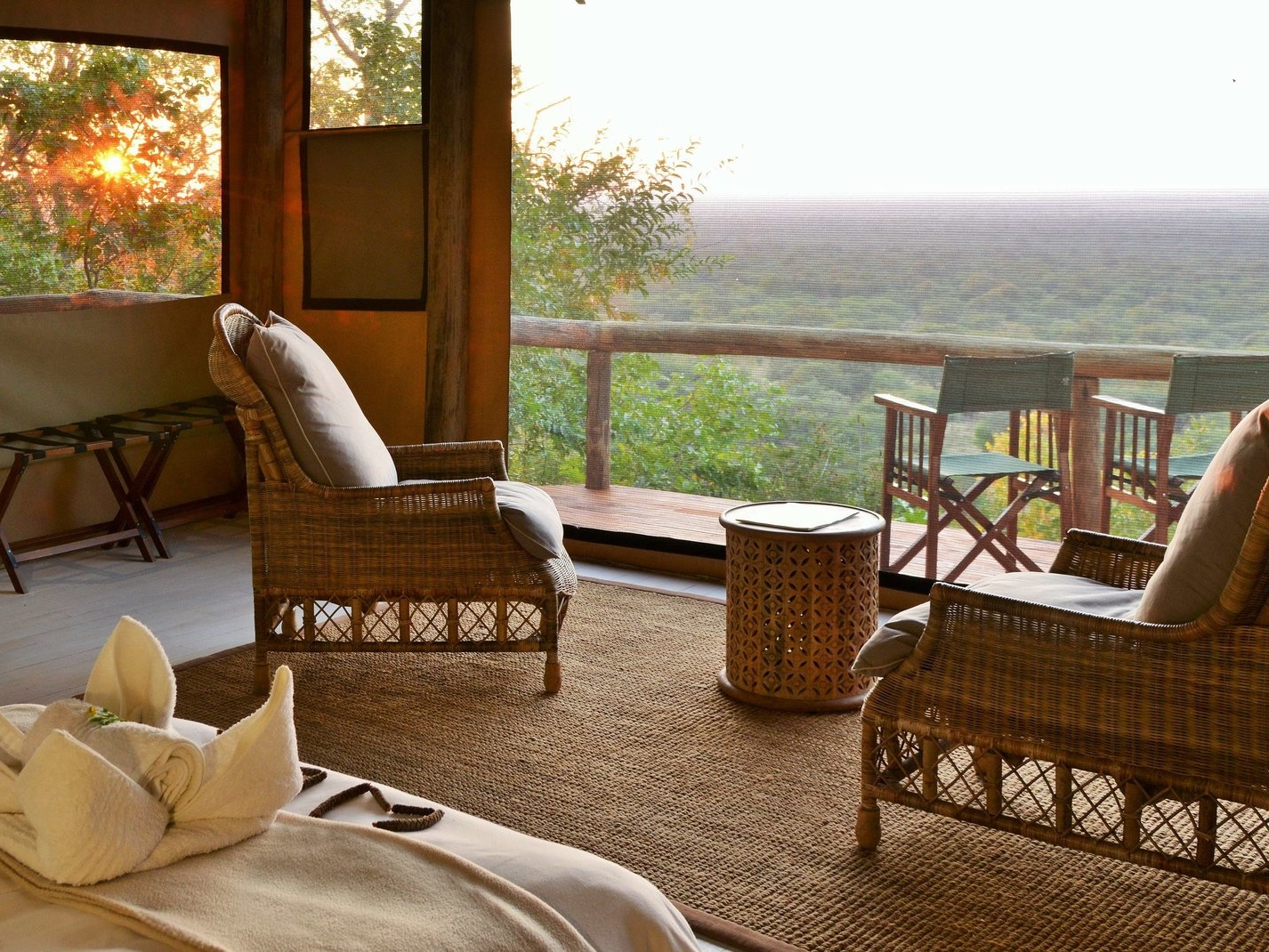 top chobe camps & lodges - ghoha hills