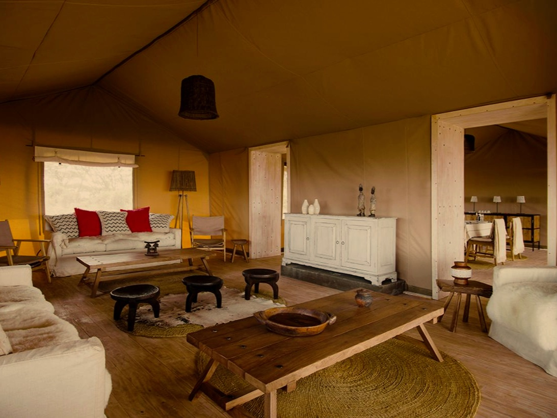 nomads tanzania - entamanu lodge