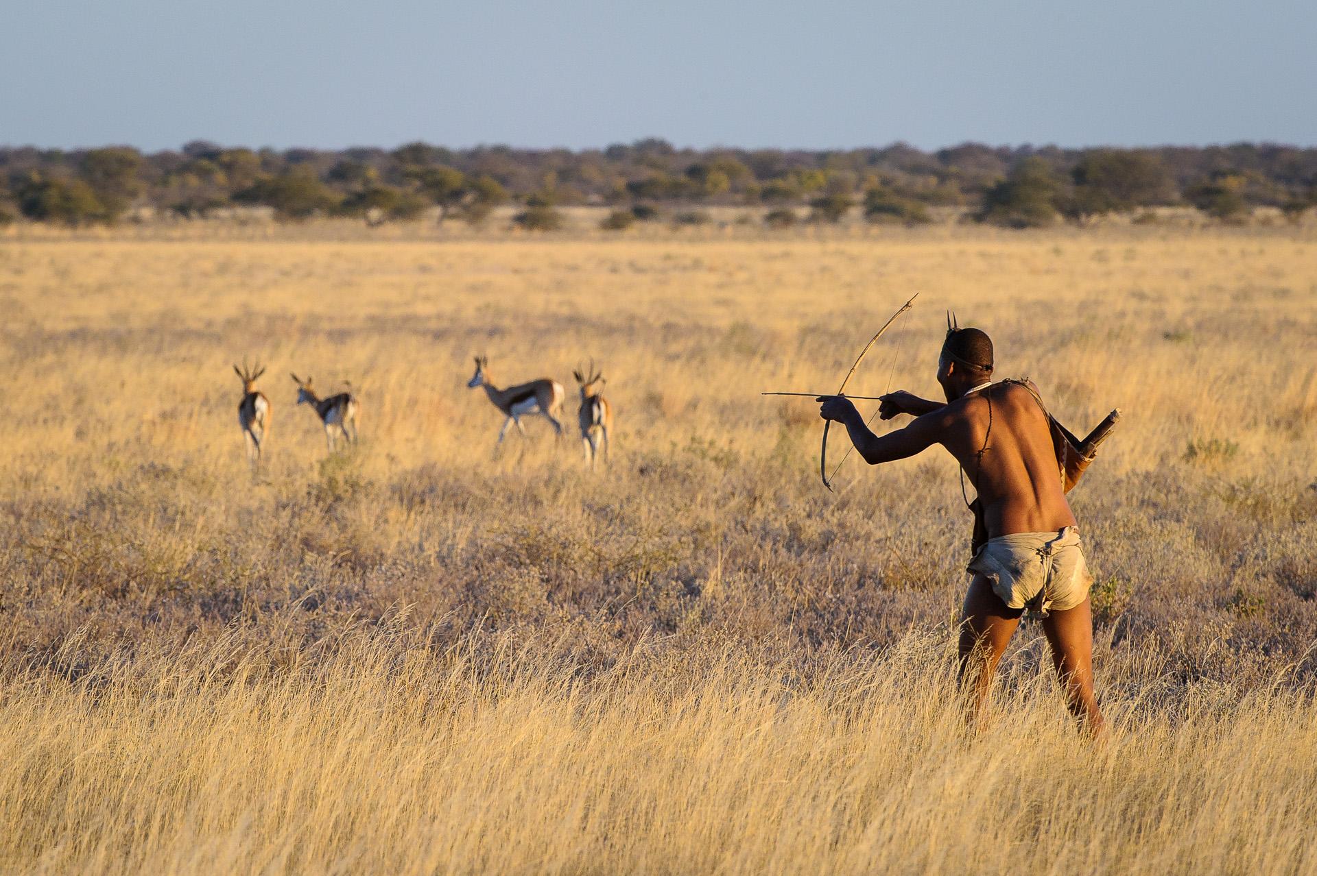 top african safaris - kalahari & makgadikgadi - heritage