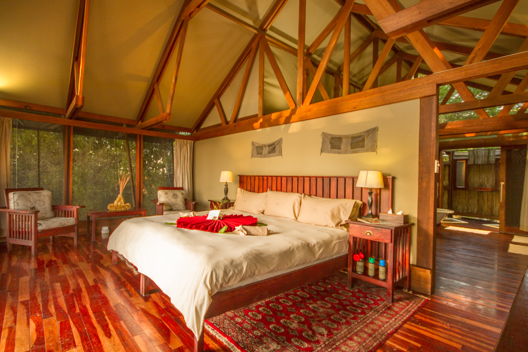 kwando safaris portfolio - lebala camp