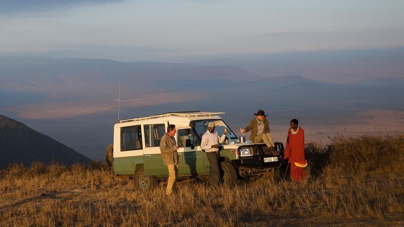 ngorongoro+crater+safari