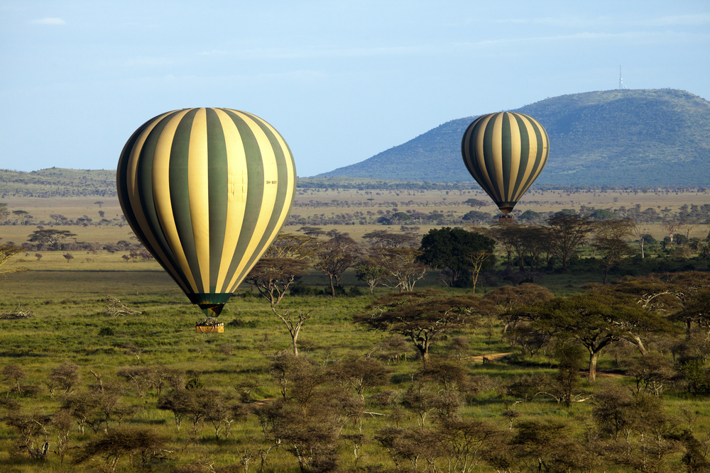 top destinations in tanzania - the serengeti