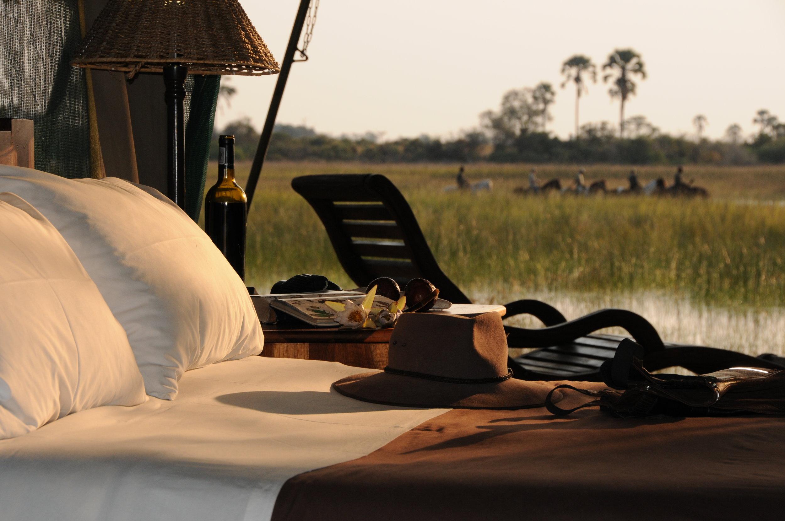 Horseback Safaris in Botswana