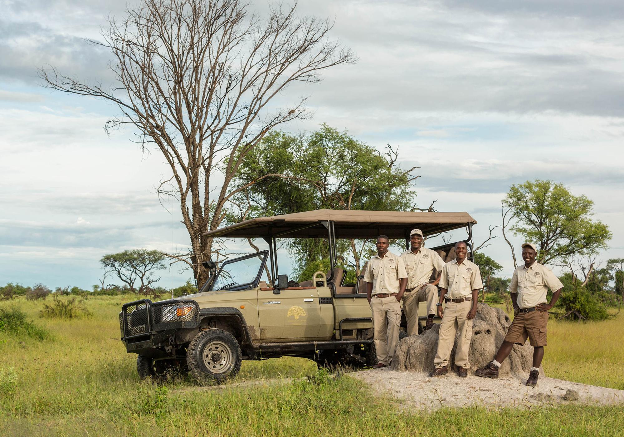 - ngoma safari lodge