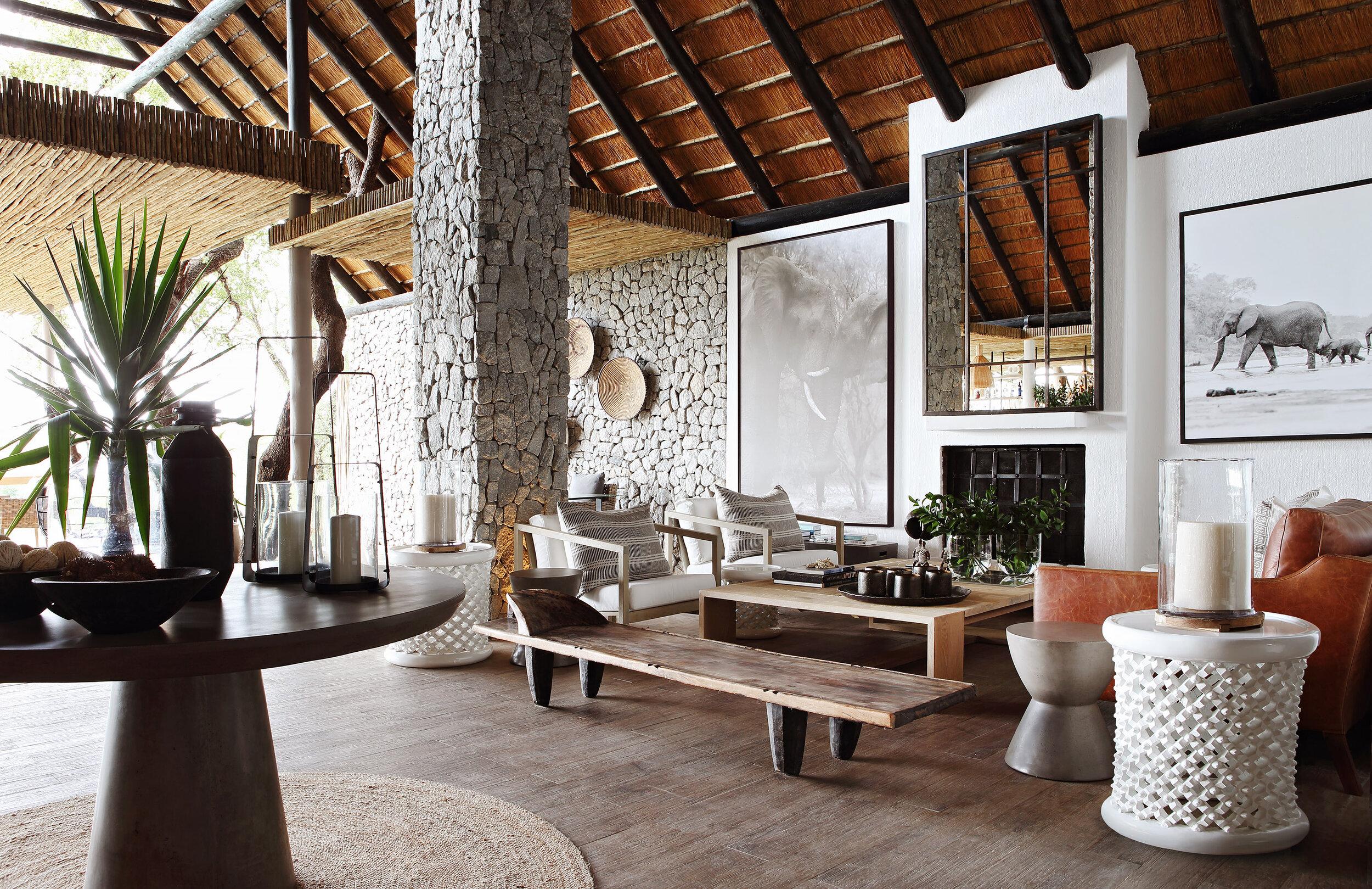 sabi sand - south africa - londolozi granite - londolozi granite suites