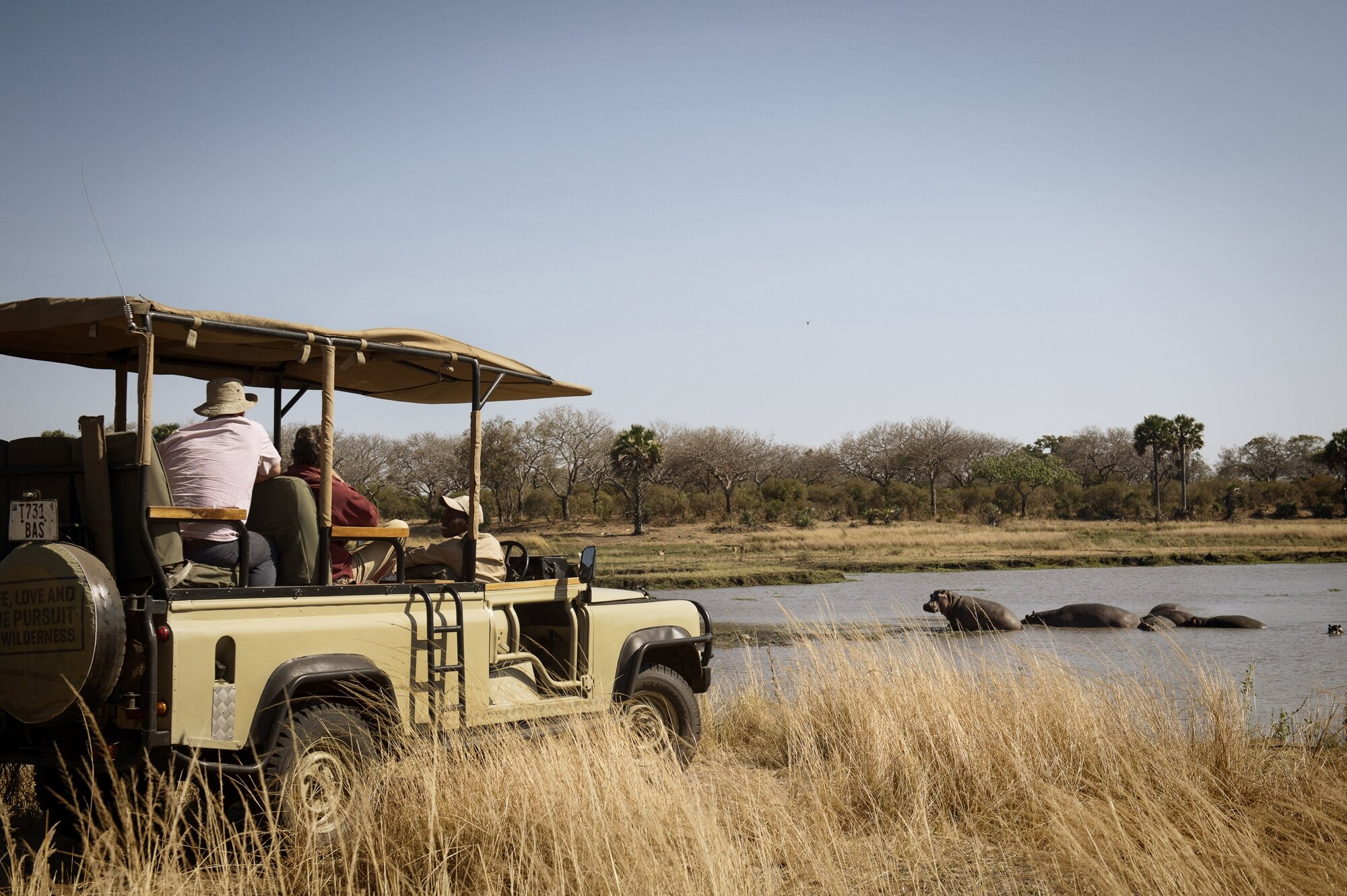 top tanzania destinations - katavi national park