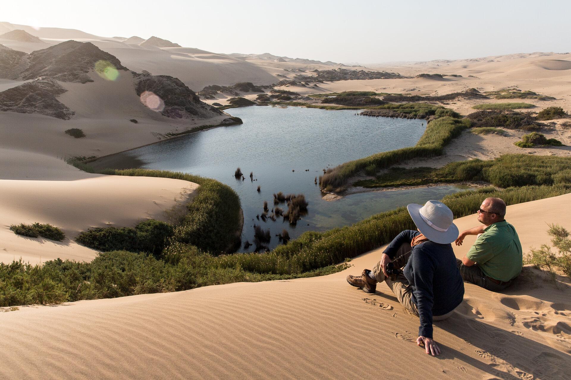 top namibia destinations - skeleton coast