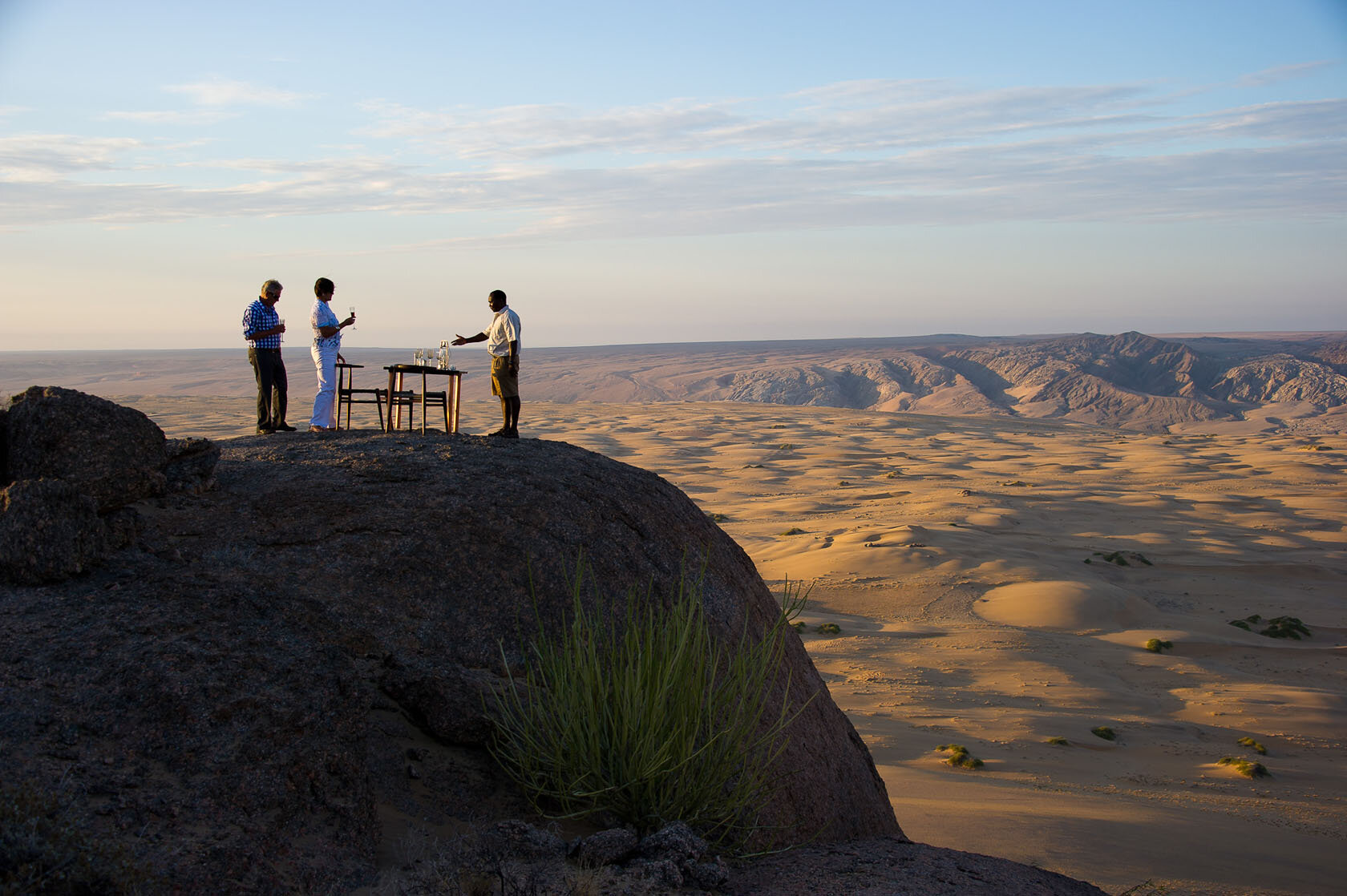 14 d/ 13 n classic safari from $3,735 PPs - guided namibia